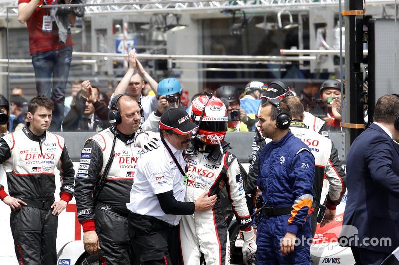 #8: Kazuki Nakajima: Der unglücklichste Pilot in Le Mans