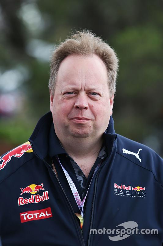 Andy Palmer, Aston Martin CEO