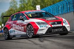 Alexey Dudukalo, SEAT Leon TCR, Lukoil Racing