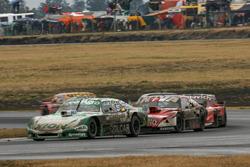 Agustin Canapino, Jet Racing Chevrolet, Matias Rossi, Donto Racing Chevrolet, Mariano Werner, Werner