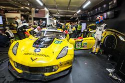 #63 Corvette Racing Chevrolet Corvette C7-R: Jan Magnussen, Antonio Garcia, RickyTaylor