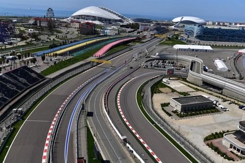 F1 Russian GP Live Updates - final practice and qualifying