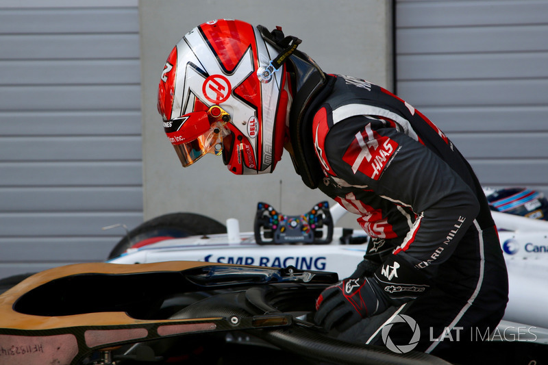 9 місце — Кевін Магнуссен, Haas