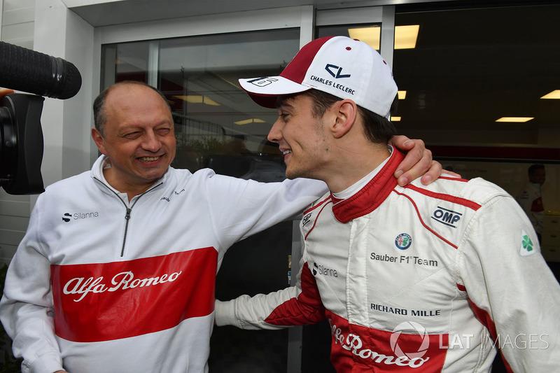 Sauber ilk dört yarışta 10 puan