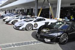 Машины McLaren