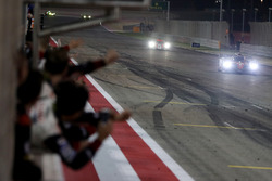 Yarış galibi #8 Toyota Gazoo Racing Toyota TS050-Hybrid: Sebastien Buemi, Anthony Davidson, Kazuki Nakajima