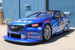 Brad Jones Racing livery