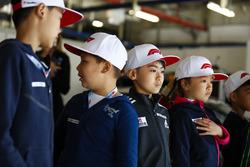 Fans en el garaje