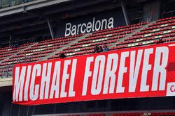 Banner for Michael Schumacher