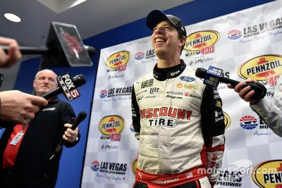 NASCAR-Test in Las Vegas