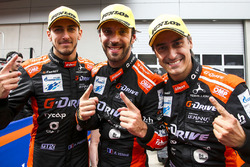 Vainqueurs : Roman Rusinov, Andrea Pizzitola, Jean-Eric Vergne, G-Drive Racing
