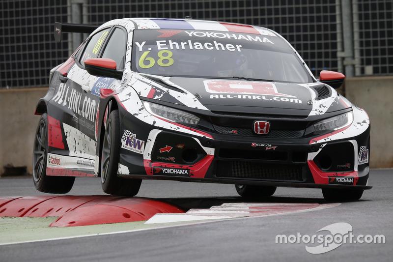 Yann Ehrlacher, ALL-INKL.COM Münnich Motorsport Honda Civic Type R TCR