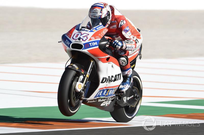 3. Andrea Dovizioso, Ducati Team