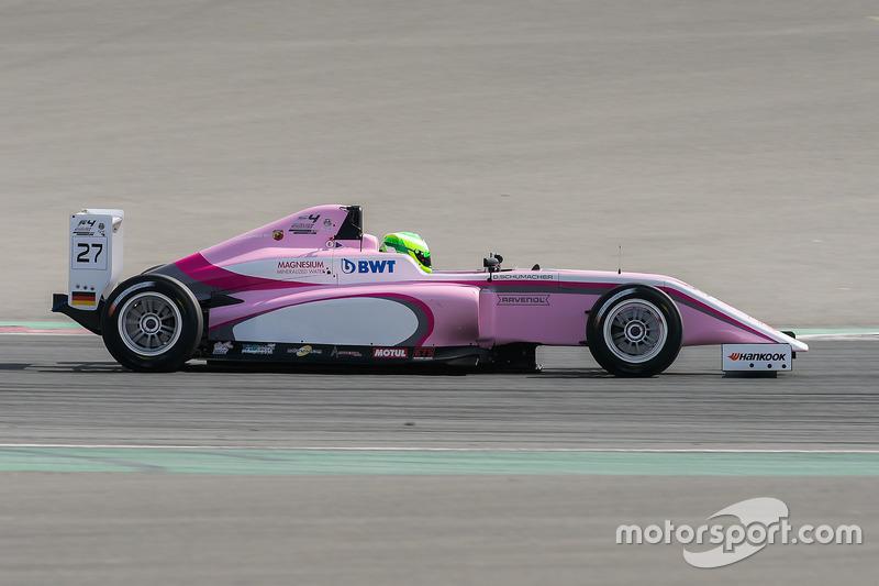 David Schumacher, Rasgaira Motorsports