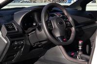 Subaru WRX STI, abitacolo