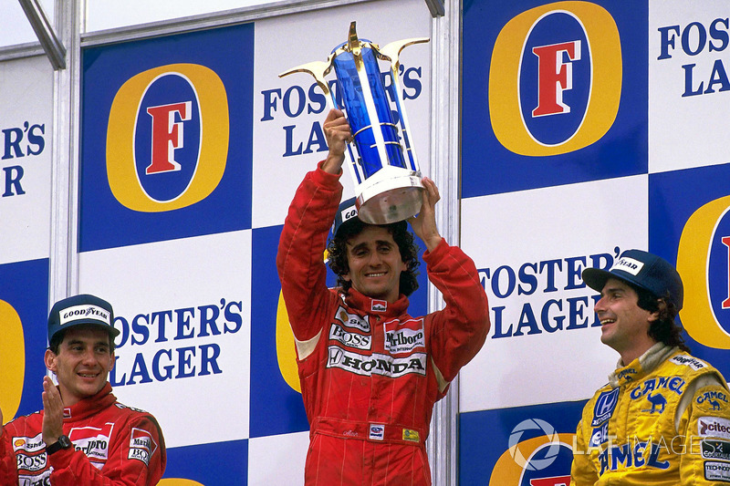 GP de Australia 1988