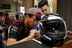 Marino Sato, Motopark Dallara F317 - Volkswagen