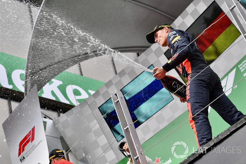 13. 2018, Grand Prix van Canada (derde)