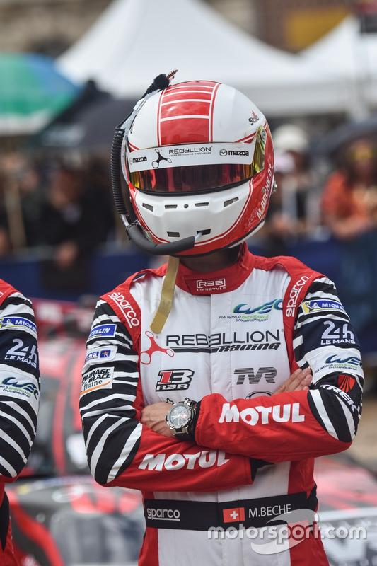 Mathias Beche, Rebellion Racing