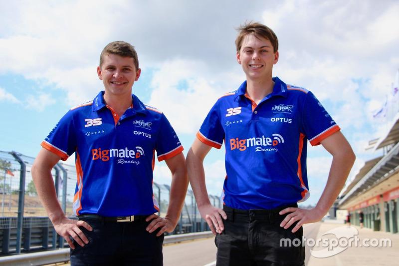 Todd Hazelwood and Bryce Fullwood, Matt Stone Racing