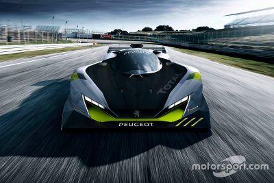Peugeot 2022 Hypercar