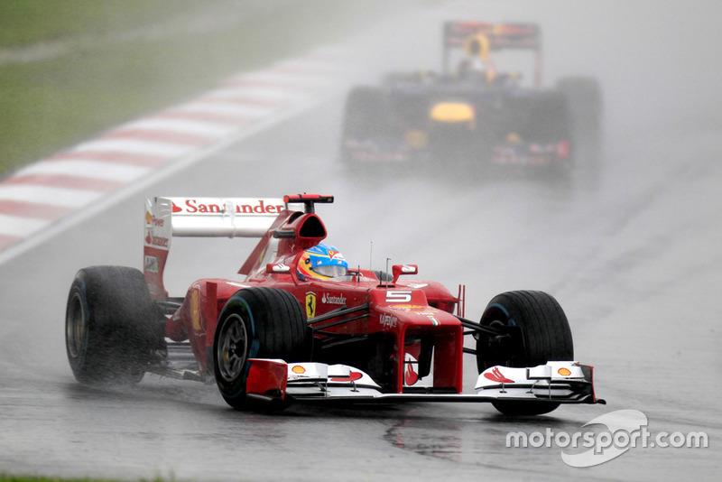 Şampiyon: Sebastian Vettel, İkinci: Fernando Alonso, Puan Farkı: 3.00 (2012)