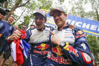 2018 WRC şampiyonu Sébastien Ogier, Julien Ingrassia, Ford Fiesta WRC, M-Sport Ford