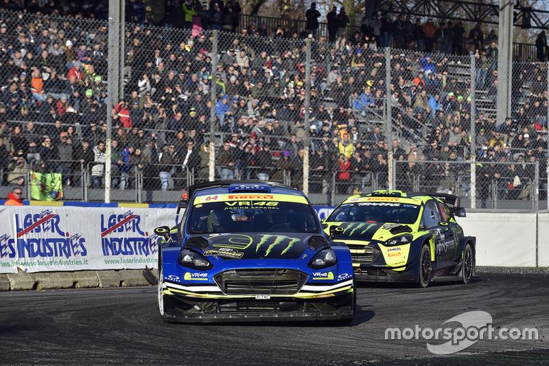 Alessio Salucci - Mitia Dotta (Ford Fiesta WRC)