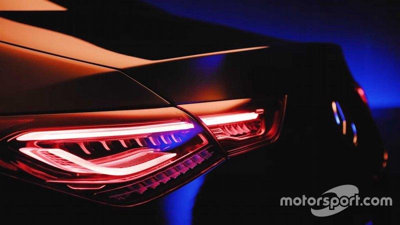 Тізер Mercedes CLA Edition 1 2020 року