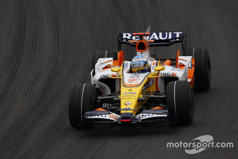 2008: Renault R28