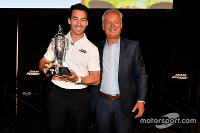baby Borg-Warner Pagenaud Trophy