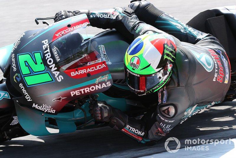 #21 Franco Morbidelli (Italien) – Yamaha YZR-M1 (Jahrgang 2019)