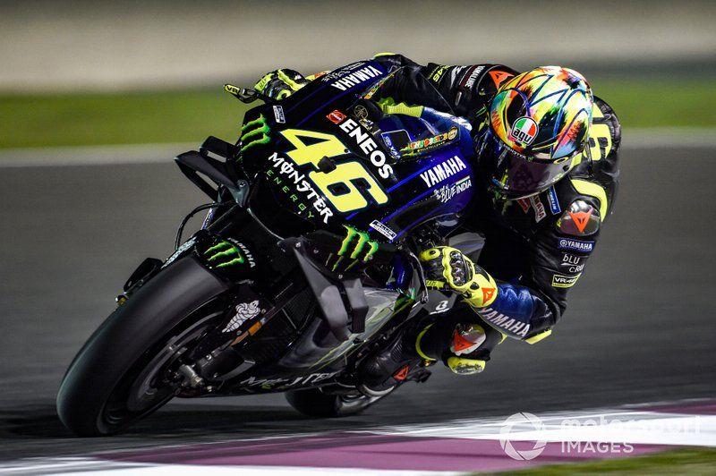 MotoGP-Test in Losail