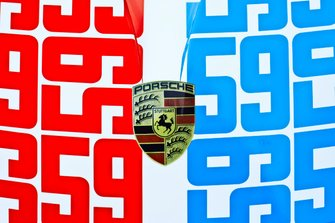 La livrée Porsche GT Team