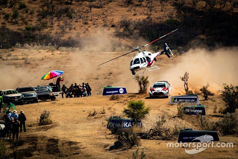 Ott Tänak, Martin Järveoja, Toyota Racing, Toyota Yaris WRC