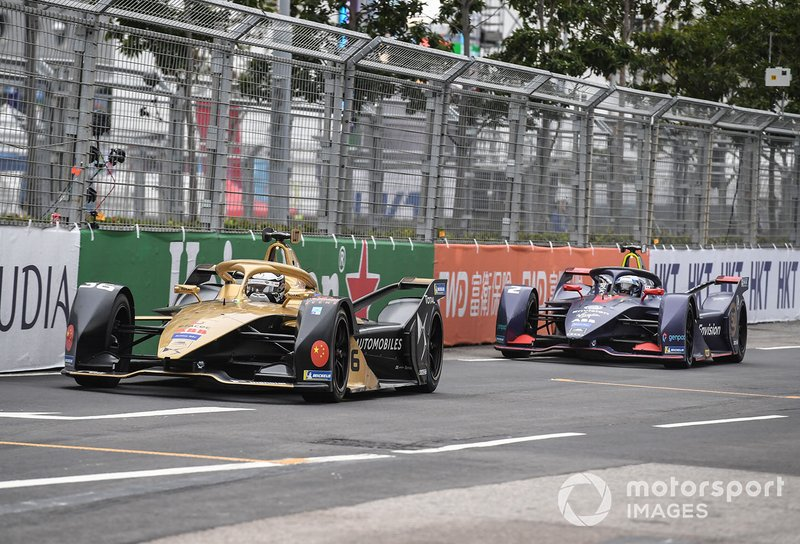 Андре Лоттерер, DS TECHEETAH, DS E-Tense FE19, Сэм Берд, Envision Virgin Racing, Audi e-tron FE05