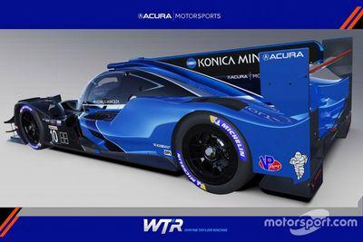 Acura ARX-05 unveil