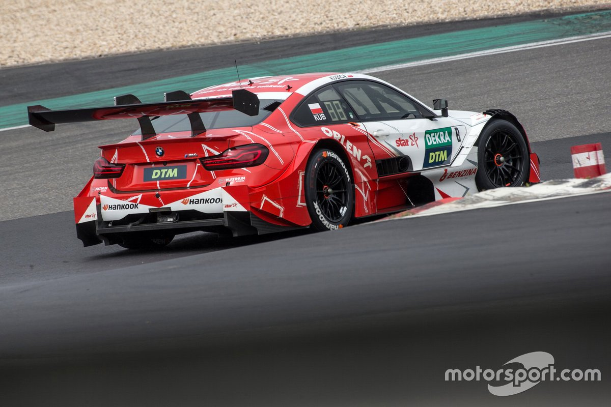 Robert Kubica, Orlen Team ART, BMW M4 DTM