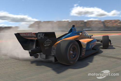 Indycar iRacing Challenge Ronde 5