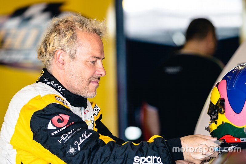 Jacques Villeneuve, Go FAS Racing
