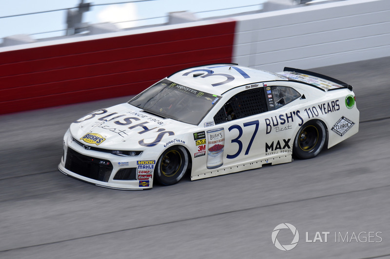 Chris Buescher, JTG Daugherty Racing, Chevrolet Camaro