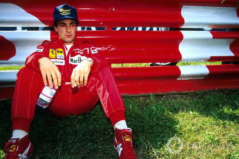 Жан Алези перед стартом прекрасно понимал, как много для Ferrari значит эта гонка. В том сезоне ни ему, ни Бергеру еще не удавалось подниматься так высоко на решетке, потому было очень важно использовать этот шанс. В 12 предыдущих гонках француз всего раз поднимался на подиум, став третьим в Монако.