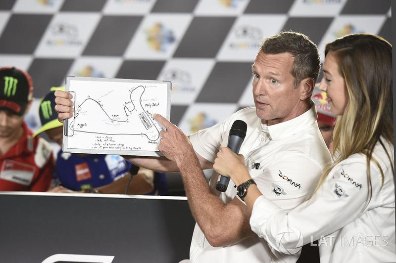 Bonus: Simon Crafar (Sieger des 500er Rennens in Donington 1998)
