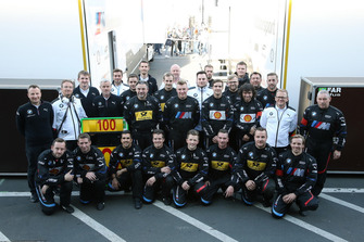 100th for BMW Team RMG