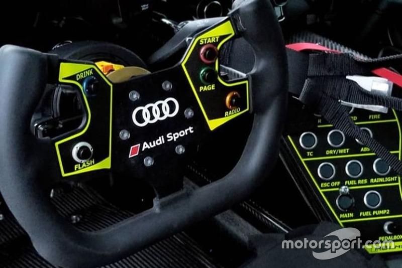 Setir balap Audi