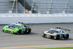 #16 Change Racing Lamborghini Huracan: Spencer Pumpelly, Corey Lewis, Justin Marks, Kaz Grala, #44 M