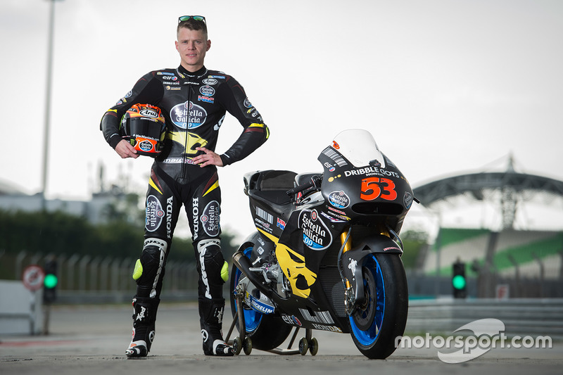 Tito Rabat (Marc-VDS-Honda): Startnummer 53