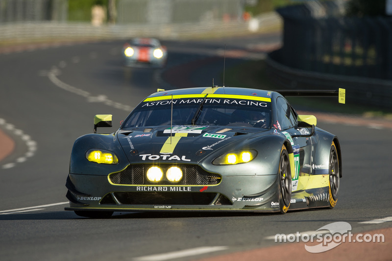 1. LMGTE-Pro: #97 Aston Martin Racing, Aston Martin Vantage