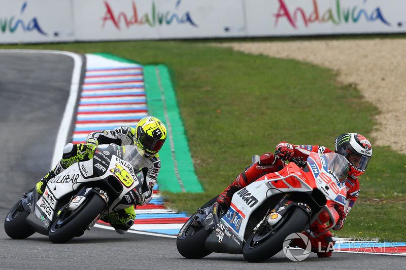 Хорхе Лоренсо, Ducati Team, Альваро Баутіста, Aspar Racing Team