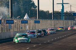 Agustin Canapino, Jet Racing Chevrolet, Gabriel Ponce de Leon, Ponce de Leon Competicion Ford, Facundo Ardusso, Renault Sport Torino